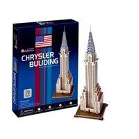 Bộ xếp hình 3D Tòa nhà Chrysler Cubic Fun C075H