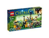 Bộ xếp hình Căn cứ của Lavertus Lego Chima 70134