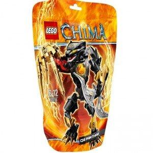 Bộ xếp hình Chiến binh lửa Panthar Lego Chima 70208