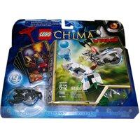 Bộ xếp hình Chima tháp băng Lego Chima 70106