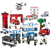 Bộ xếp hình Chủ đề cộng đồng - Dịch vụ cộng đồng Lego Education 9209