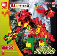 Bộ xếp hình công viên khủng long PL-50042