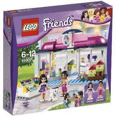 Bộ xếp hình Cửa hàng chăm sóc thú cưng Pet Salon Lego 41007