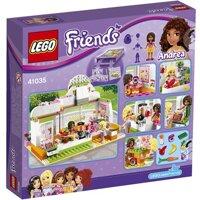 Bộ xếp hình Cửa hàng trái cây của Heartlake Lego Friends 41035