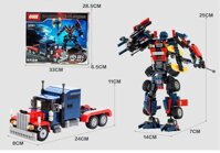 Bộ xếp hình Gudi 8713 - Robot Biến Hình