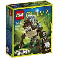 Bộ xếp hình Khỉ đột huyền thoại Lego Chima 70125