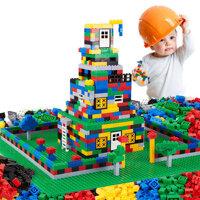 Bộ xếp hình lego cho bé 1000 chi tiết