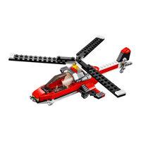 Bộ xếp hình Máy bay cánh quạt Lego Creator 31047
