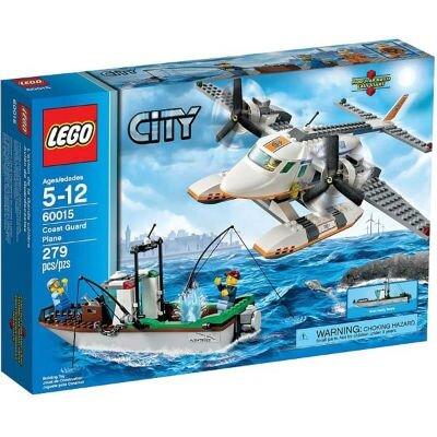 Bộ xếp hình Máy bay cứu hộ Lego City 60015