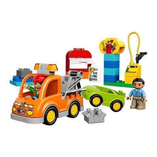Bộ xếp hình Ô tô đầu tiên của bé Lego Duplo 10816