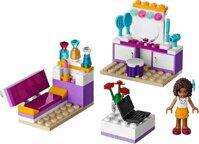 Bộ xếp hình Phòng ngủ của Andrea Lego Friends 41009