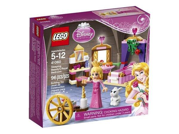 Bộ xếp hình Phòng ngủ Hoàng gia Lego Disney 41060