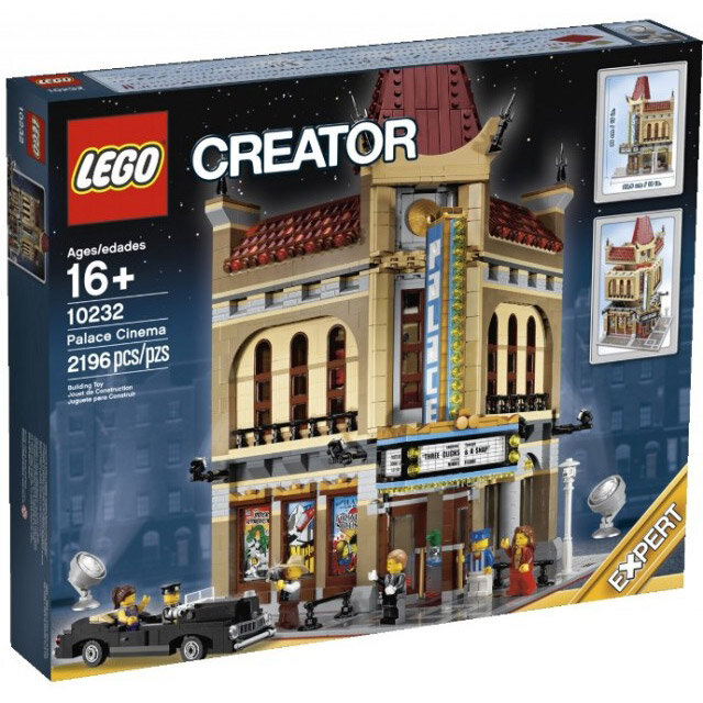 Bộ xếp hình Rạp chiếu phim Creator Palace Cinema Lego 10232