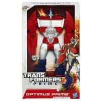 Bộ xếp hình Robot biến hình Optimus Prime Action Figure 30cm Transformer