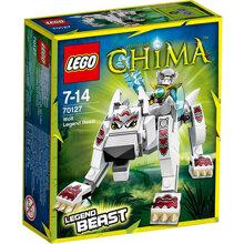 Bộ xếp hình Sói huyền thoại Lego Chima 70127