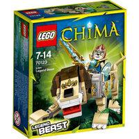 Bộ xếp hình Sư tử huyền thoại Lego Chima 70123