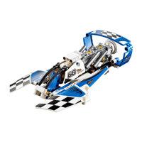 Bộ xếp hình Tàu bay đua Lego Technic 42045
