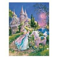 Bộ xếp hình The Magical Unicorn Ravensburger 095391
