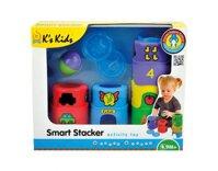 Bộ xếp hình thông minh K's kids KA10629-GB