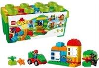 Bộ xếp hình Thùng gạch Duplo vui nhộn Lego 10572