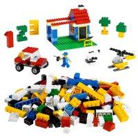 Bộ xếp hình Thùng gạch loại lớn Lego Duplo 6166