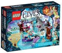Bộ xếp hình Tìm kiếm bản đồ huyền diệu Lego Elves 41072
