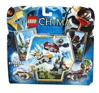 Bộ xếp hình Trận chiến trên không Lego Chima 70114