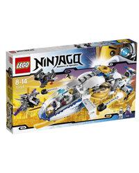 Bộ xếp hình Trực thăng Ninja Lego Ninjago 70724