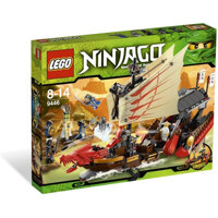 Bộ xếp hình Võ đường trên không Lego Ninjago 9446