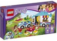 Bộ xếp hình Xe cắm trại mùa hè Lego Friends 41034