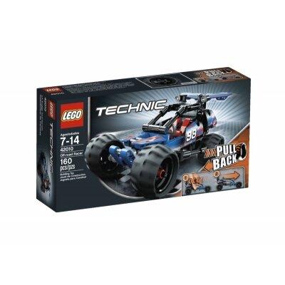 Bộ xếp hình Xe đua địa hình Off-road Racer V29 Lego Technic 42010
