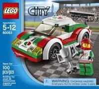 Bộ xếp hình Xe đua Race Car Lego 60053
