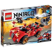 Bộ xếp hình Xe hơi chiến đấu của Kai Lego Ninjago 70727