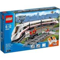 Bộ xếp hình Xe lửa vận tải Lego City 60052