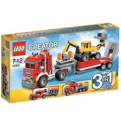 Bộ xếp hình xe tải chuyên dụng Lego Creator 31005