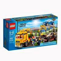 Bộ xếp hình Xe vận chuyển ô tô Lego 60060