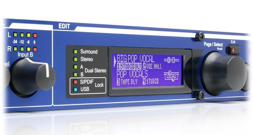 Bộ xử lý âm thanh LEXICON MX400