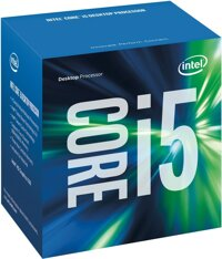 Bộ xử lý Intel Core i5 6400 2.7GHz Turbo 3.3GHz, 6MB, Socket 1151