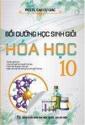 Bồi dưỡng học sinh giỏi Hóa Học 10