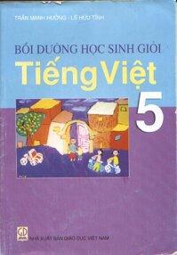 Bồi dưỡng học sinh giỏi Tiếng Việt 5