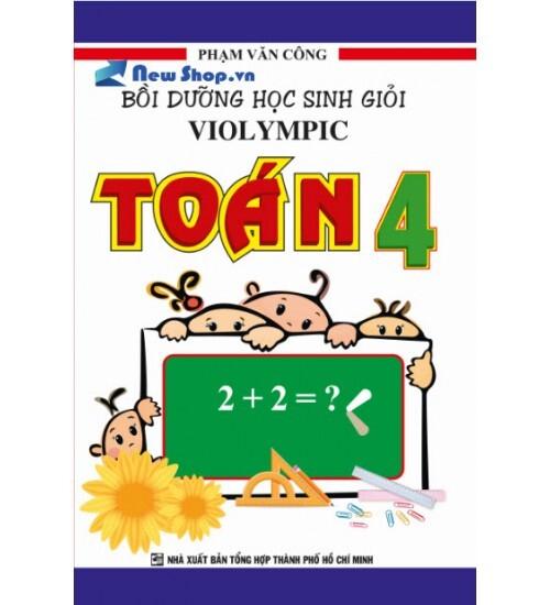 Bồi Dưỡng Học Sinh Giỏi Violympic Toán 4