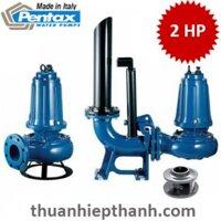 Bơm chìm nước thải công nghiệp Pentax DMT 210