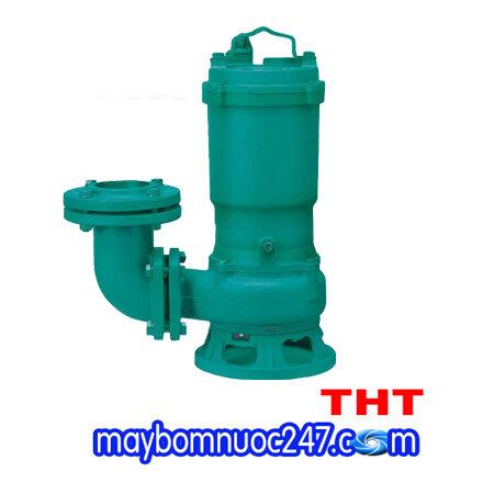 Bơm chìm nước thải wilo PDG150Q050A, công suất lớn
