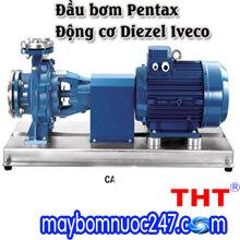 Bơm trục rời đầu bơm Pentax động cơ diezel Iveco CA65-315BN 99HP