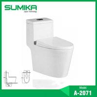 Bồn cầu 1 khối Sumika A-2071