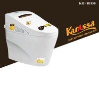Bồn cầu Karassa KR-B1850