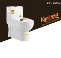 Bồn cầu Karassa KR-B6250, 1 khối
