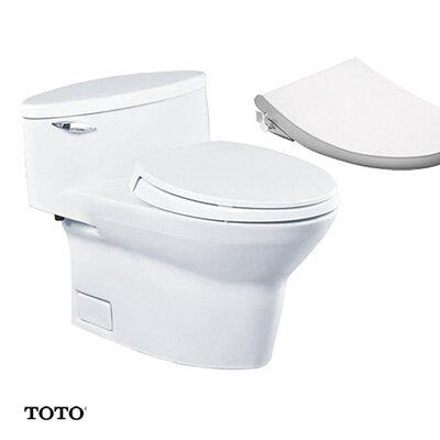 Bồn cầu nắp rửa Eco-washer Toto MS904E4