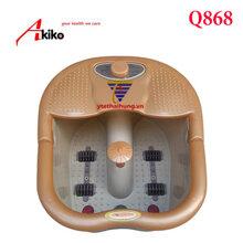 Bồn ngâm chân tự đun và giữ nóng Akiko A868
