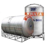 Bồn nước Inox Hwata 500 lít đứng